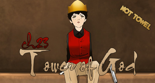 Tower of God 23 (Real One)