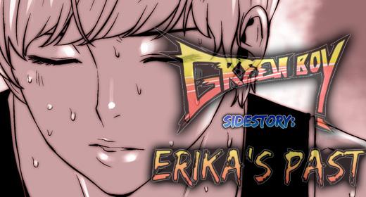 Green Boy 21.5 – Sidestory: Erika's Past