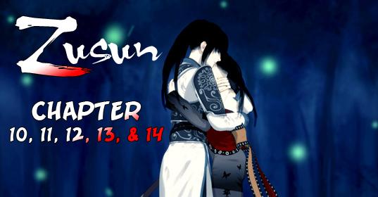 Zusun Chapter 10, 11, 12, 13, & 14
