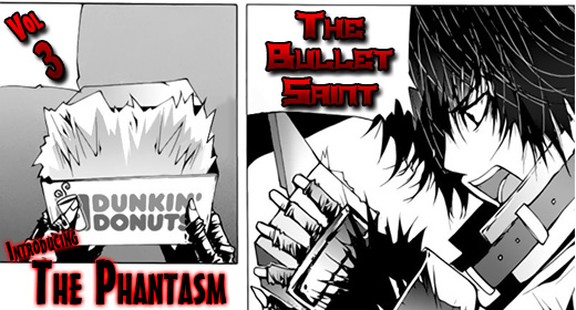 The Bullet Saint Vol 3