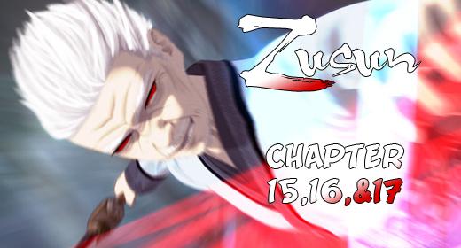 Zusun Chapter 15, 16, & 17