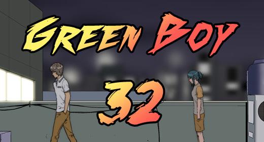 Green Boy Ch32