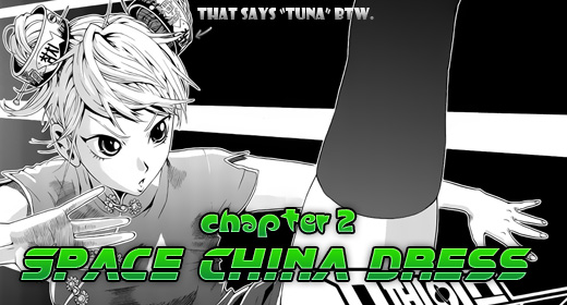 Space China Dress – Round 2
