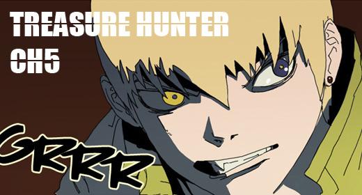 Treasure Hunter Ch5