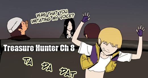 Treasure Hunter Ch.8