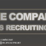 The Company Recruiting!