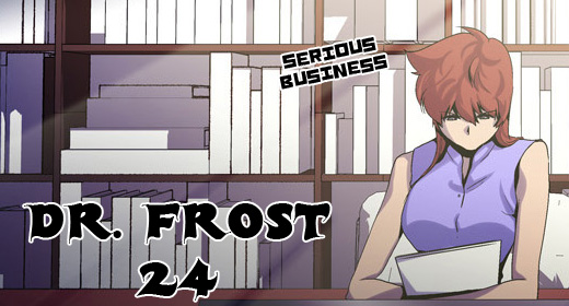 Dr. Frost 24