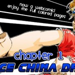 Space China Dress – Webtoon – Ch1