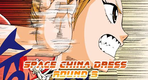 Space China Dress – Webtoon Ch 3