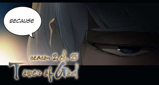 Tower of God: Season 2 Ch.25 – 25F – Completing Fences (03) – Fin