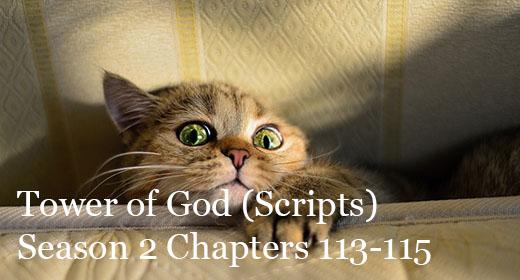 ToG 2.113 – 115 | Script Only