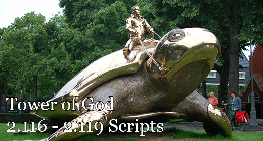 ToG 2.116 – 2.119 Scripts Only